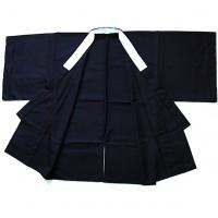 Deluxe Iaido Gi Kimono Sleeve Black Tozando