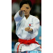 163 KATA Deluxe Hirota Karate Gi Size 4 (165cm) high waist